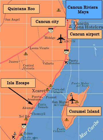 Isla Escape - The place to escape in beautiful Mexico - A beautiful ...
